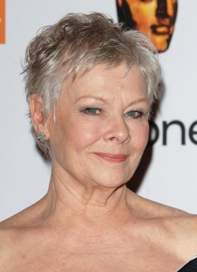 """Judi Dench actúa en las películas por estrenar """"The Second Best Exotic Marigold Hotel"""" y """"Tulip Fever""""."""
