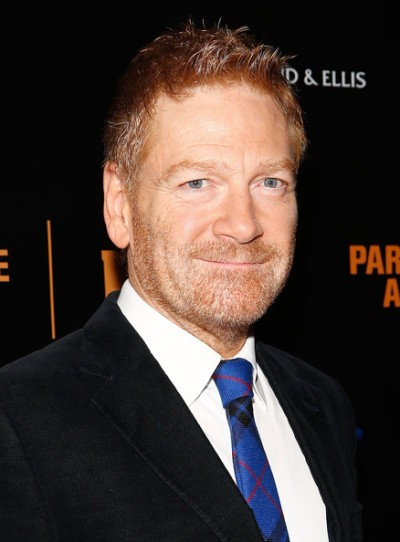 "Kenneth Branagh protagoniza el film ""Jack Ryan: Shadow Recruit"" y la serie de TV ""Wallander""."