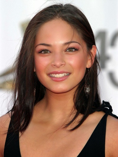 "Kristin Kreuk protagoniza la serie de TV ""Beauty and the Beast""."