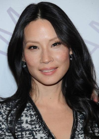 """Lucy Liu protagoniza la serie de TV """"Elementary"""" y puso su voz en la película animada por estrenar """"Kung Fu Panda 3″."""