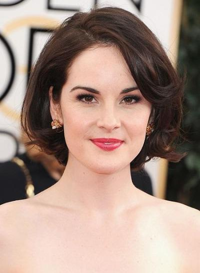 "Michelle Dockery protagoniza la serie de TV ""Downton Abbey"" y actúa en el film por estrenar ""Selfless""."