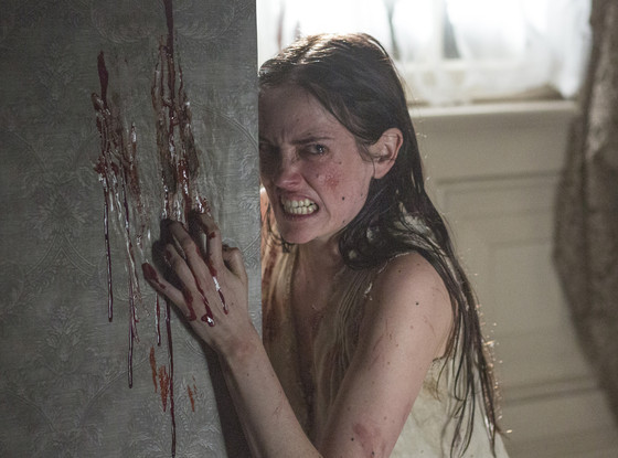 "Vanessa Ives es la sufrida medium en ""Penny Dreadful""."