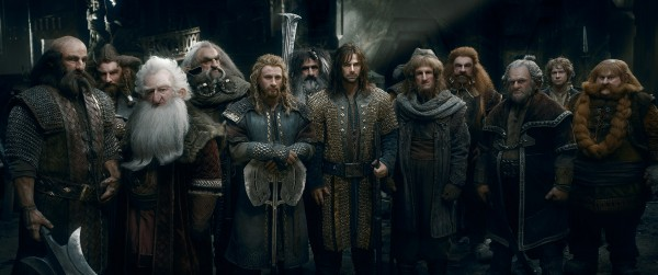 "Escena de ""The Hobbit: The Battle of the Five Armies""."