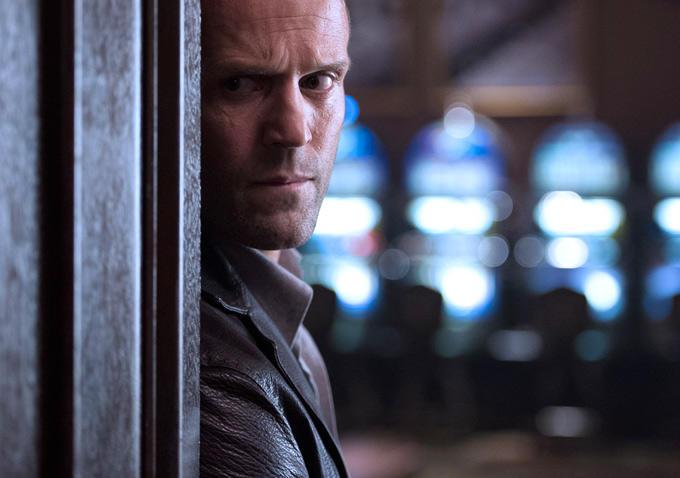 """Jason Statham es Nick Wild en """"Wild Card""""."""