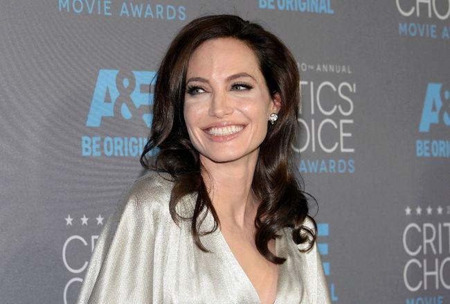 Angelina Jolie en los Critics Movie choice Awards 2015.