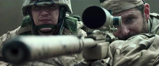 """Escena de """"American Sniper""""."""