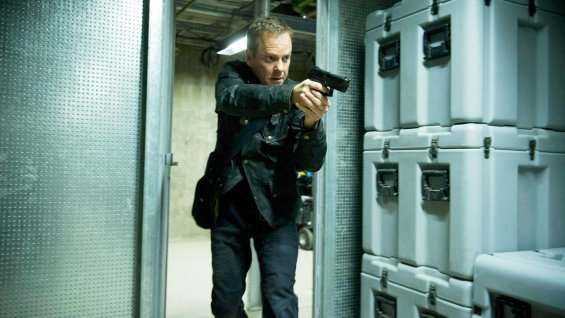 "Kieffer Sutherland como Jack Bauer en ""24: Another Day""."