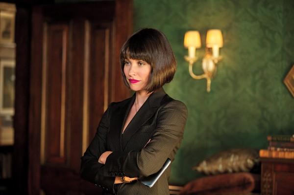 """Evangeline Lilly como Hope Van Dyne en """"Ant-Man""""."""