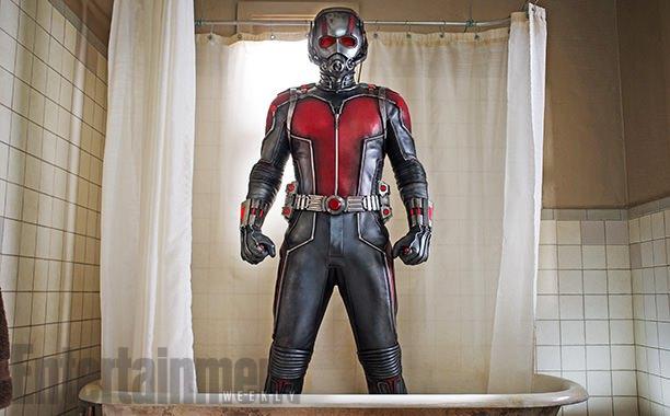 """Escena de """"Ant-Man""""."""