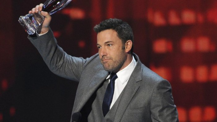 Ben Affleck en los People Choice Awards 2015.
