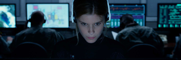 "Kate Mara en ""The Fantastic Four""."
