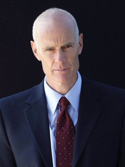 "Matt Frewer actúaen la serie de TV ""The Librarians""."