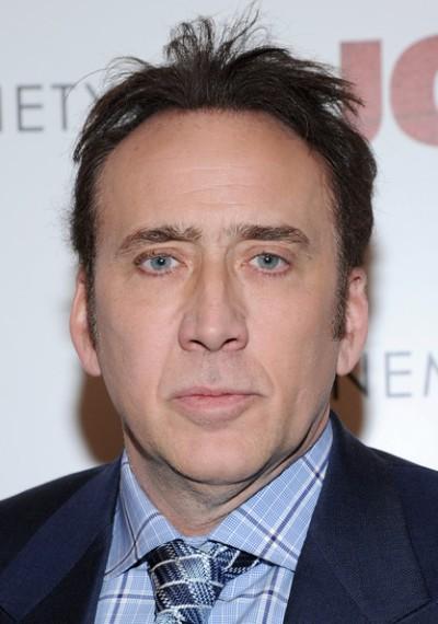 """Nicolas Cage protagoniza la película por estrenar """"The Runner"""" y ahora filma """"Pay the Ghost""""."""