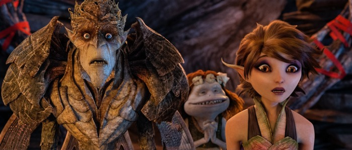 "Escena de ""Strange Magic""."