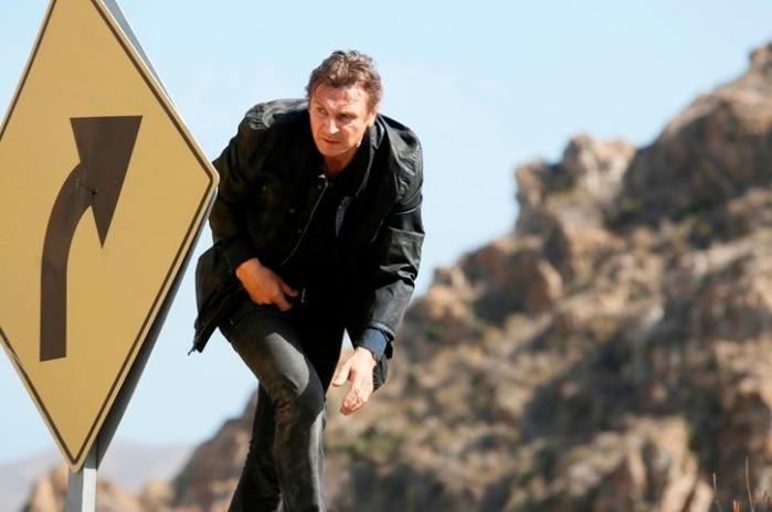"Liam Neeson es Bryan Mills en ""Taken 3″."