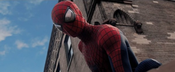 "Escena de ""The Amazing Spider-Man 2″ (2014)."