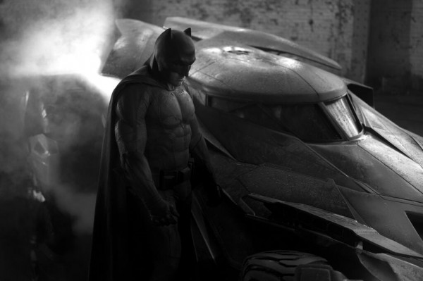 "Ben Affleck como Bruce Wayne / batman en ""Batman v Superman: Dawn of Justice""."