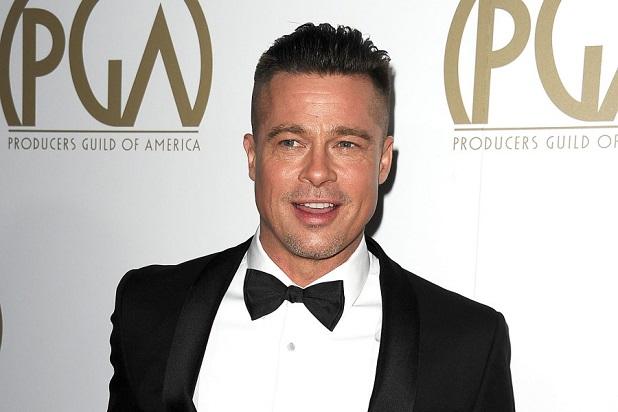 Brad Pitt protagonizará thriller romántico que dirigirá Robert Zemeckis.
