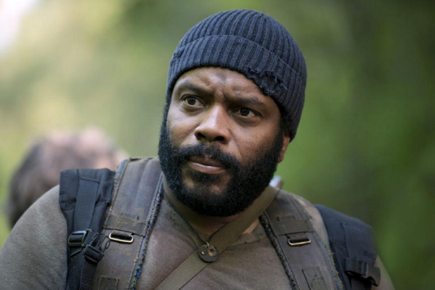 "Chad Coleman en ""The Walking Dead""."