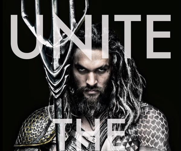 "Jason Momoa como Aquaman en ""Batman v Superman: Dawn of Justice""."