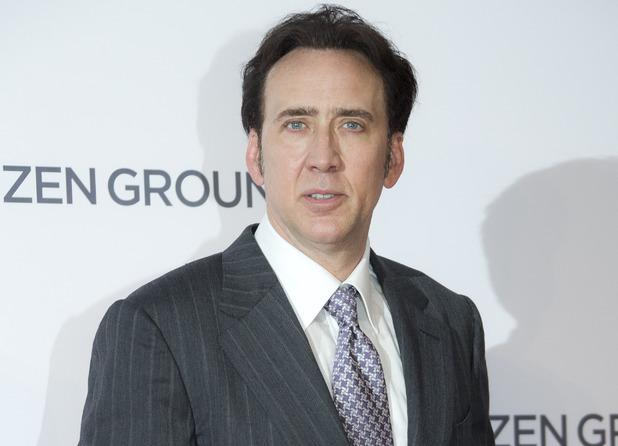 "Nicolas Cage se integra a elenco de ""Snowden"", de Oliver Stone."