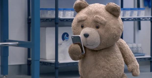 """Escena de """"Ted 2″."""