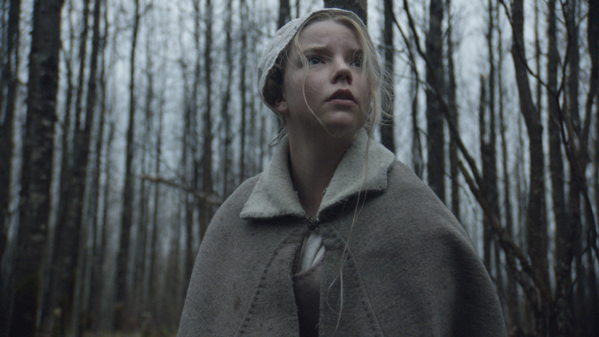 "Anya Taylor-Joy en ""The Witch""."