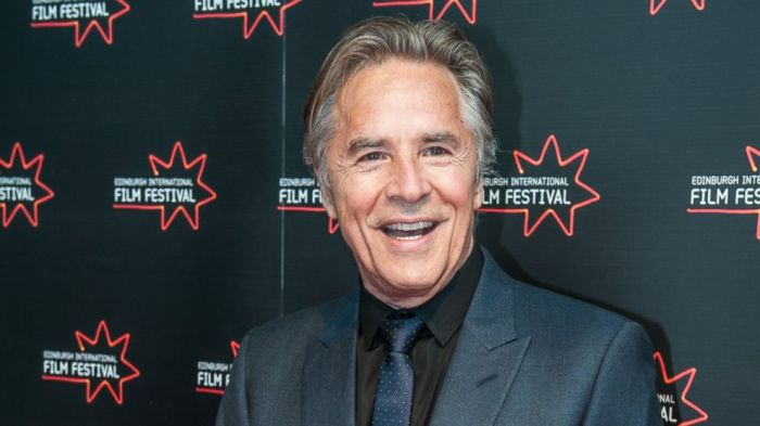 "Don Johnson protagonizará la serie de ABC ""Boom""."