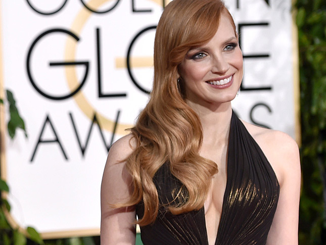 "Jessica Chastain co-protagonizará film ""The Huntsman""."