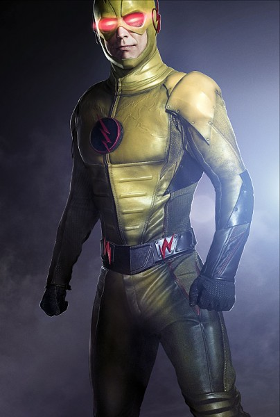 "Imagen de Reverse Flash en ""The Flash""."