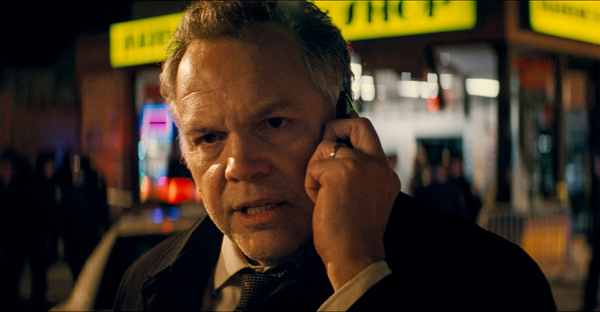 "Vincent D'Onofrio es el Detective Harding en ""Run All Night""."