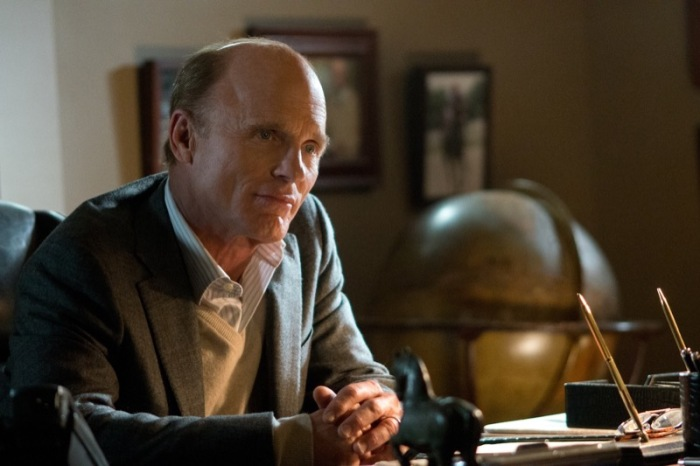 "Ed Harris es Shawn Maguire en ""Run All Night""."