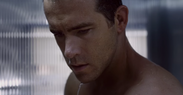"Ryan Reynolds en ""Self/less""."