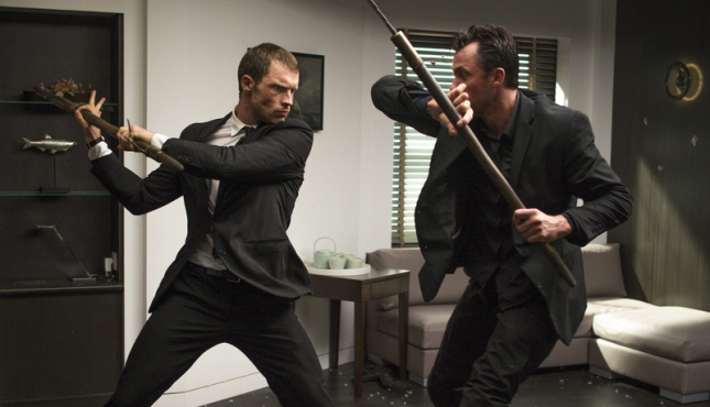 "Escena de ""The Transporter Refueled""."