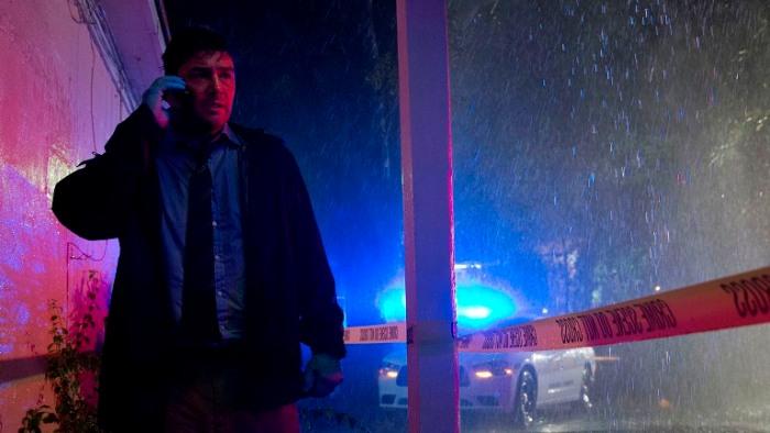 "Kyle Chandler como John Rayburn en ""Bloodline""."
