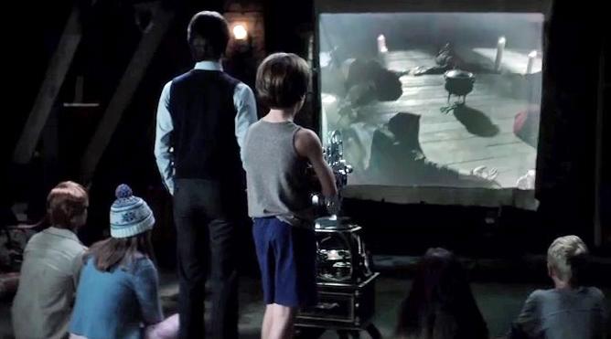 "Escena de ""Sinister 2″."