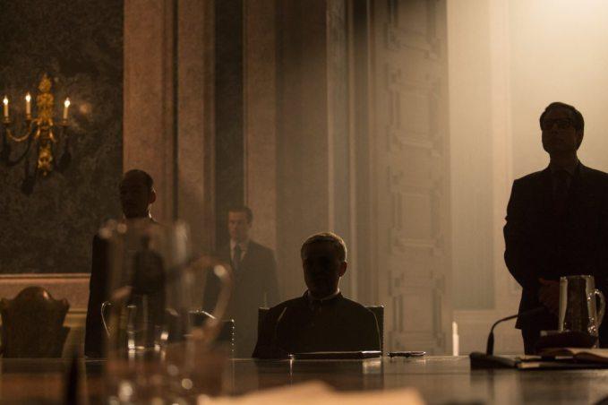 """Escena de """"Spectre""""."""