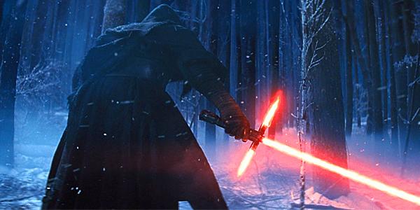 "Escena de ""Star Wars: Episode VII – The Force Awakens""."