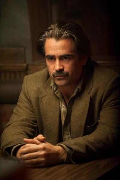 """Colin Farrell es el detective Ray Velcoro en """"True Detective"""" (2da. temporada)."""
