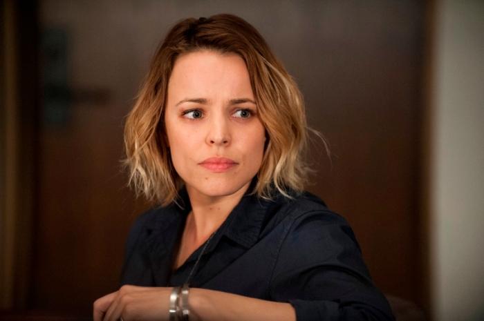 "Rachel McAdams es la sheriff Ani Bezzerides en ""True Detective"" (2da. temporada)."