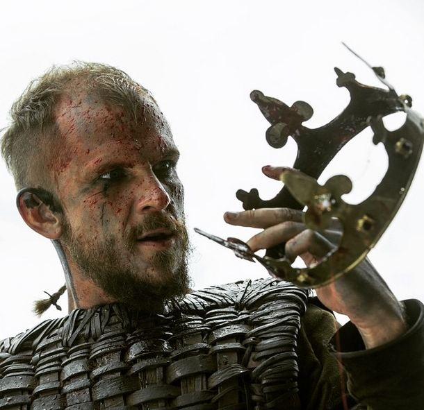 """Gustaf Skarsgård es Floki en la serie de History Channel """"Vikings""""."""