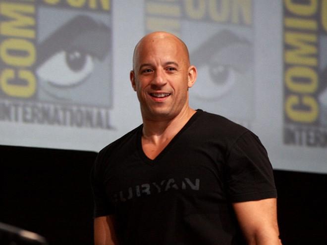 """Vin Diesel actualmente está en un momento cumbre de popularidad tras el éxito de """"Furious 7″ (US$342 millones en estreno)."""