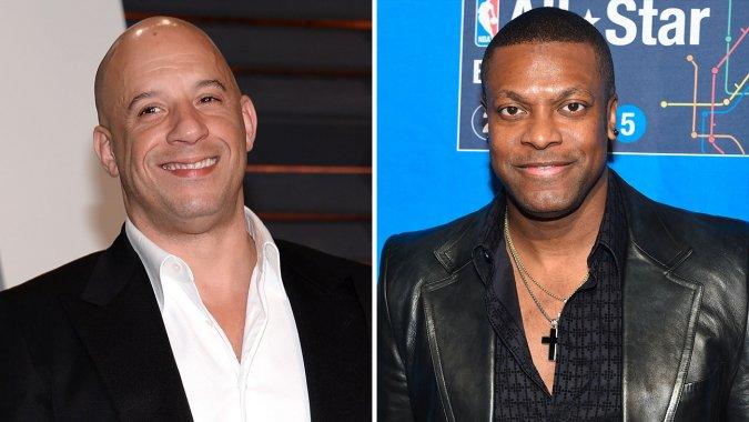 """Vin Diesel y Chris Tucker protagonizaran la adaptación al cine de la novela """"Billy Lynn's Long Halftime Walk""""."""