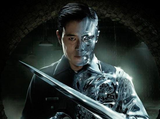 """Byung-hun Lee es un T-1000 en """"Terminator Genisys""""."""