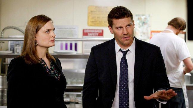 """Emily Deschanel y David Boreanaz regresan con la temporada 11 y final de """"Bones""""."""