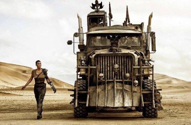 """Escena de """"Mad Max: Fury Road""""."""