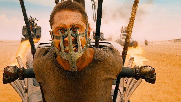 """Tom Hardy en """"Mad Max: Fury Road""""."""