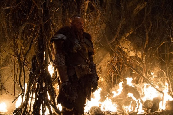 "Vin Diesel es Kaulder en ""The Last Witch Hunter""."