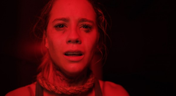 "Cassidy Gifford en ""Gallows""."