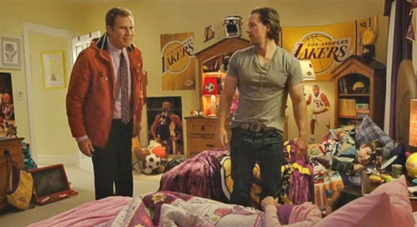 "Will Ferrell y Mark Wahlberg en ""Daddy's Home""."